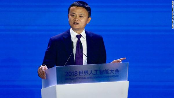 Jack Ma, Alibaba's Chairman, Retires Today At 55