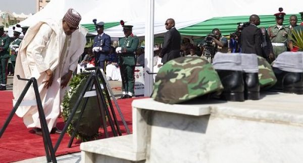 Photo News: Armed Forces Remembrance Day