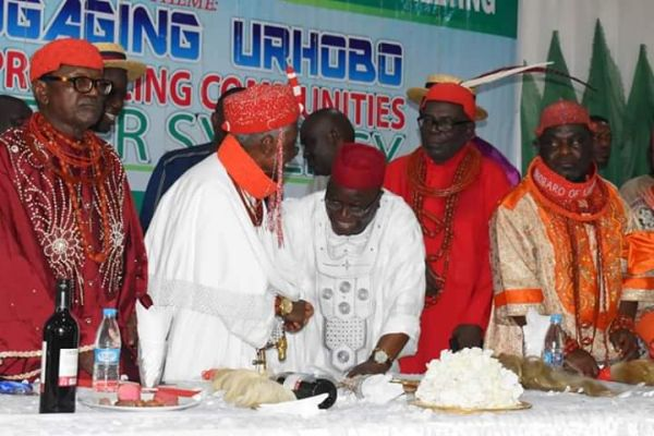 Monarchs, Ethnic Leaders Set Agenda for DESOPADEC •	As Askia Unveils His Vision As MD