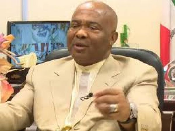 Uzodinma Freezes Imo Accounts With Immediate Effect
