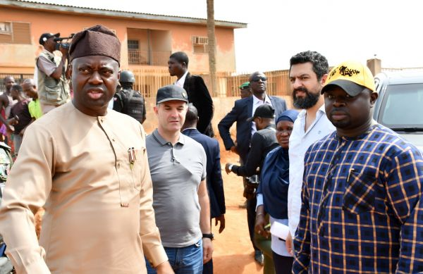 Roads: We Won't Demolish Properties Without Engaging Owners, Makinde Assures •Inspects Abandoned Akala Expressway Project