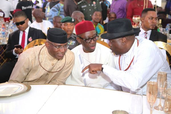 Be Good To Others, Live Exemplary Life, Okowa charges Nigerians