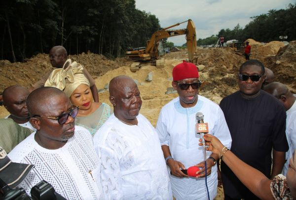 Re-assess over 20-year-old roads, Okowa   tells FG
