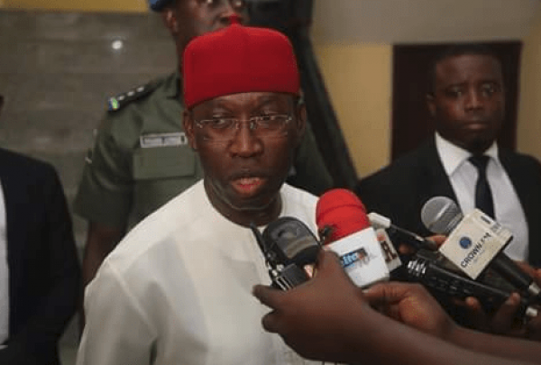 Okowa urges Nigerian to support families of fallen soldiers