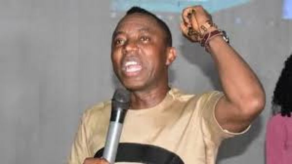 Sowore: Amnesty Int'l, SERAP, Others Hold Press Briefing Today