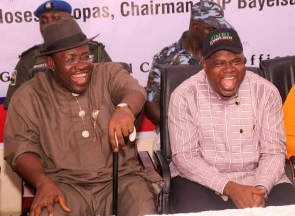 Bayelsa PDP inaugurates campaign council •	Bayesla Not Ready To Go Back To Egypt - Diri