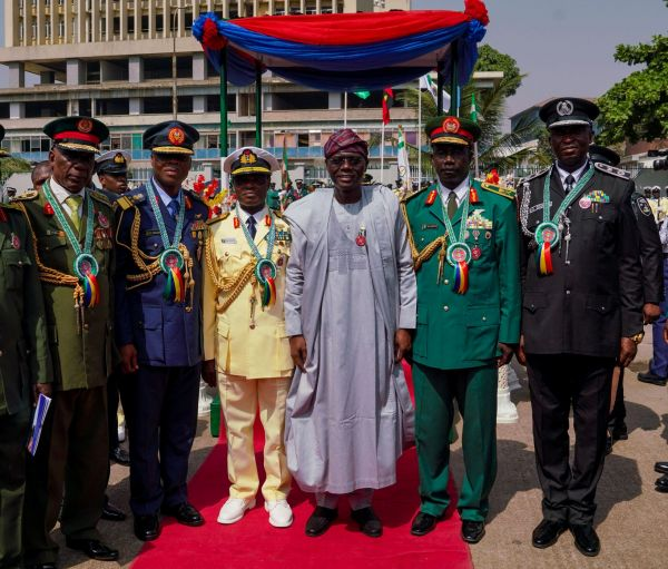 Armed Forces Remembrance Day: Sanwo-Olu Canvases Unity, Peace Through Sacrifice •	Lagos To Empower Widows Of Slain Heroes