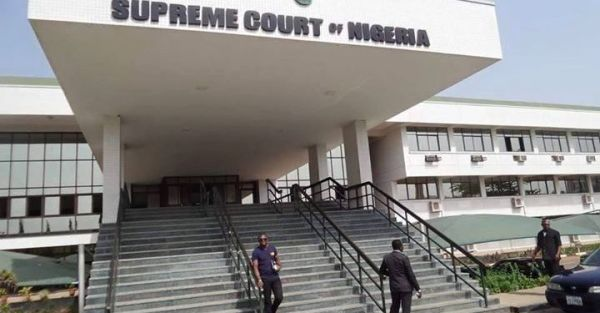 It's Judgment Day At Supreme Court For Ganduje, Tambuwal  •	Police Tighten Security Ahead Of Judgment