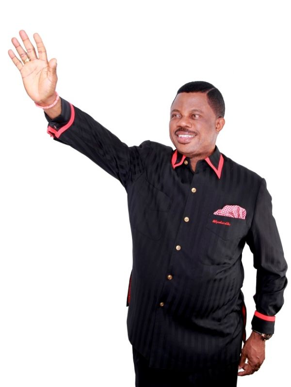 BREAKING : Obiano wins Anambra governorship election
