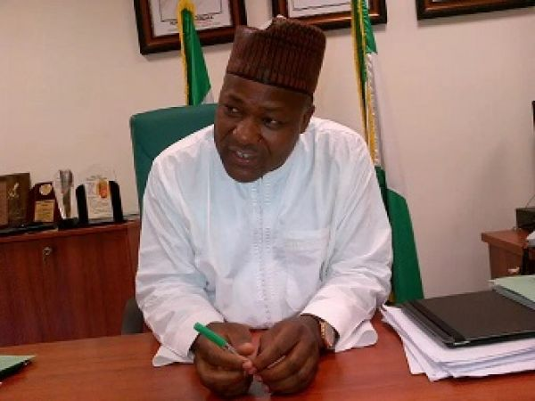 Dr. Yakubu Dogara, Speaker of the House of Representatives.