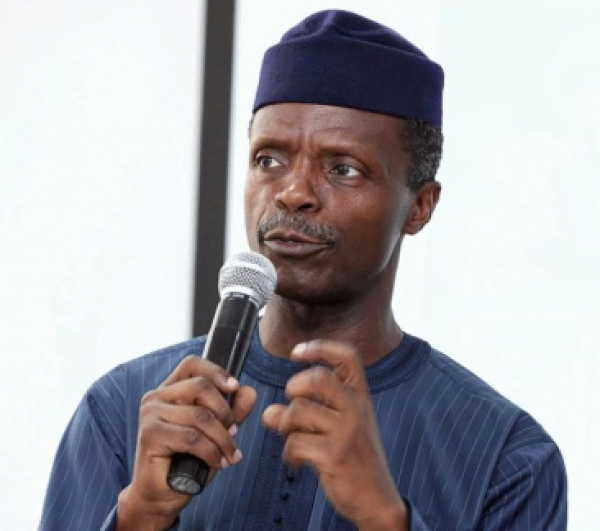 Buhari needs new term to consolidate his feats- Osinbajo