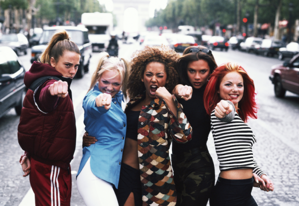 Spice Girls reunite for tour in June